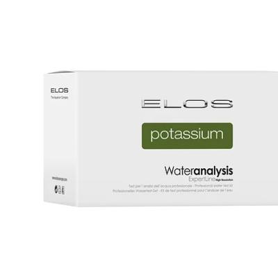 ELOS Potassium Test Kit ELOS Products LPS, SPS, Softies, Zoanthid Corals Online